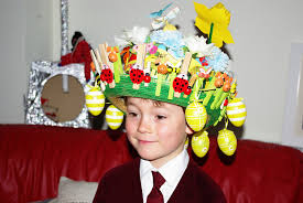 easter bonnet easter bonnet day at j o s h and archie