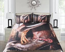 Dallas Cowboys Twin Comforter Cowboy Bedding Etsy