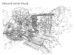 garden design sketches interior design