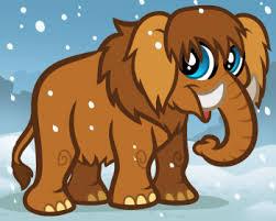 draw woolly mammoth mein zeichnen