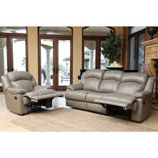 Top Grain Leather Sofa Recliner Catchy Top Grain Leather Sofa Recliner With Collection In Top