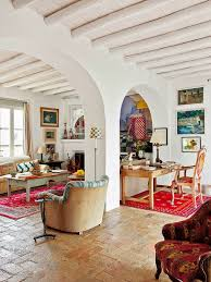 Bohemian Style Interiors Lulu Klein Interior Design Moorish House In Seville