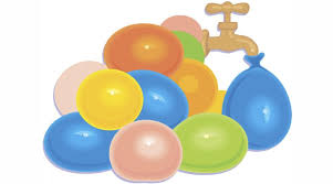 water balloons water balloon relay race s world