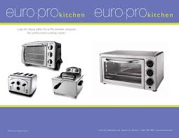 Ge Toaster Oven Manual Euro Pro Convection Oven To36 User Guide Manualsonline Com