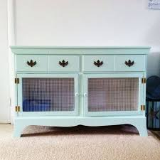 How To Build A Rabbit Hutch And Run Diy Bunny Cage Old Dresser Diy Rabbit Hutch Repurposed From A