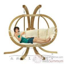 hamac siege suspendu support chaise suspendue free hamac parasol en acier et polyester