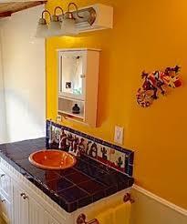Mexican Tile Bathroom Designs Mexican Tile Bathroom Designs Google Search Bathrooms