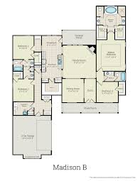 homes floor plans sedgefield truland homes