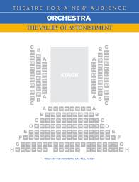 Theatre Floor Plans Seating Charts Theatre For A New Audience