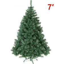 new christmas tree 5 6 7 8ft w steel base decorate ornament xmas