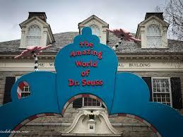 my purple world the amazing world of dr seuss springfield