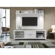 Living Room Light Stand by White Gloss Tv Stand Cannes Wide Lcd Tv Stand In White Gloss With