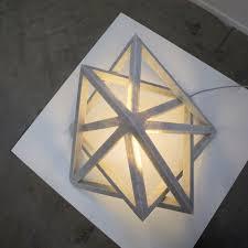 double square geometrical design by aljoud lootah