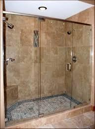 Corner Shower Bath Combo Shower Tub Combo Tile Ideas White And Blue Ceramic Tiled Wall Door