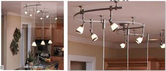 track lighting over kitchen island kitchen track light too busy
