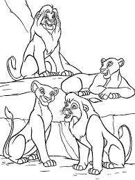 lion king coloring 50 journaling art disney zentangles