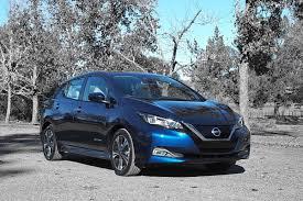nissan fast car 2018 nissan leaf more refined longer range review the fast