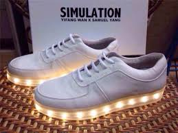 sneakers that light up on the bottom light up bottom sneakers on the hunt