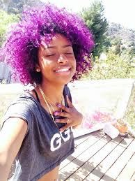 black hairstyles purple 20 cute hairstyles for black teenage girls