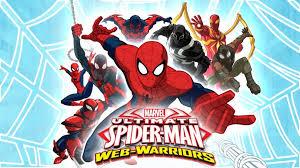 ultimate spider man season 3 warriors download hindi