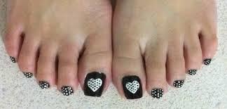 35 valentines day toenail designs nail design ideaz