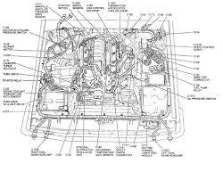 1995 f150 5 0 engine diagram 1995 f150 exhaust system diagram