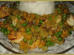 legume a cuisiner recettes de chayotte et crevettes