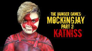 katniss everdeen make up tutorial the hunger games mockingjay