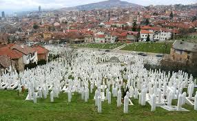 siege de sarajevo file sarajevo martyrs memorial cemetery 2009 2 jpg wikimedia commons
