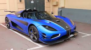 koenigsegg one 1 5 million koenigsegg one 1 in blue mat sound youtube