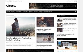 templates blogger profissional 150 free responsive magazine style blogger templates 2018