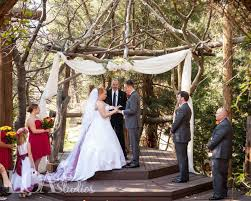 rustic wedding venues in southern california wedding at creek rustic forest wedding venue in