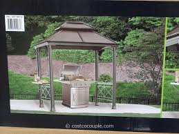 outdoor grill gazebo outdoor furniture design and ideas