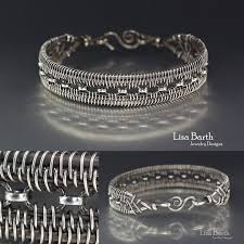 silver bracelet wire images 585 best jewelry images filigree jewel and kitchen jpg