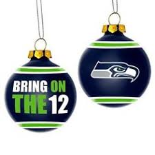 seattle seahawks gingerbread logo ornament 3 95 seahawks