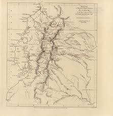 Irrawaddy River Map Maps From The Journal Of The Royal Geographical Society Of London