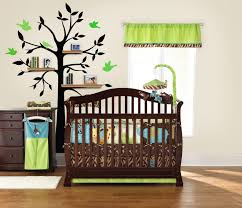 Decoration Baby Nursery Wall Decals by Wall Decals Shelving Tree With Birds Baby Nursery Decals Baby