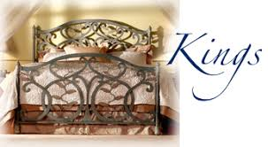 Iron King Bed Frame King Iron Beds The American Iron Bed Co
