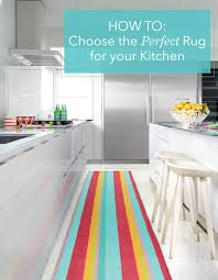 Turquoise Kitchen Rugs How To Choose The Perfect Kitchen Rug Annie Selke