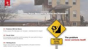 why you should repair foundation repair contractors