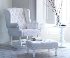 Gray Rocking Chair For Nursery Extraordinary Glider And Ottoman For Nursery Chair