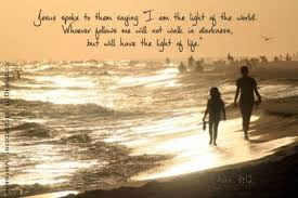 I Am The Light The Way Walk In The Light Christian Poetry By Deborah Ann