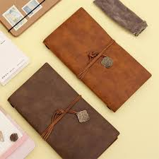 Japanese leather travel notebook notebooktherapy