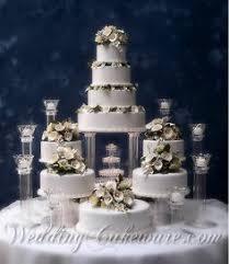 wedding cakes with fountains stunning decoration wedding cakes impressive idea big