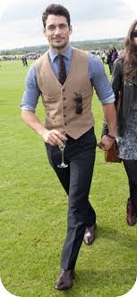 what to wear to a wedding men possible brads wedding vest with blue and tie style