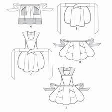 tablier de cuisine plastifié tablier de cuisine en plastique beau patron couture tablier tablier