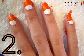 how to paint over a french manicure u2013 new super photo nail care blog