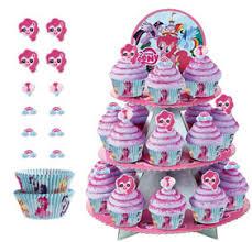 my little pony cake u0026 cupcake supplies party city
