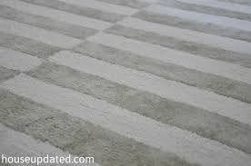 Grey Striped Rug Gray And White Striped Rug House Updated