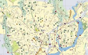 Yale Map New Haven Bike Maps Of The 21st Century City Atlas New Haven